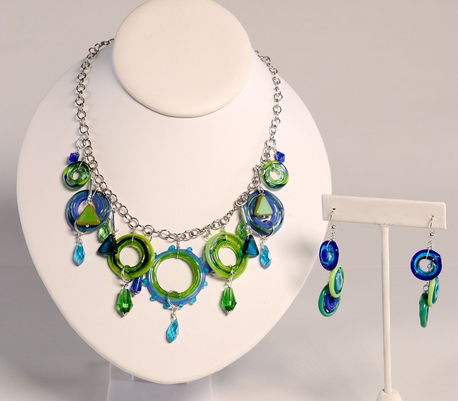 McNay Museum Store Trunk Show: Susan Butler Glass Jewelry
