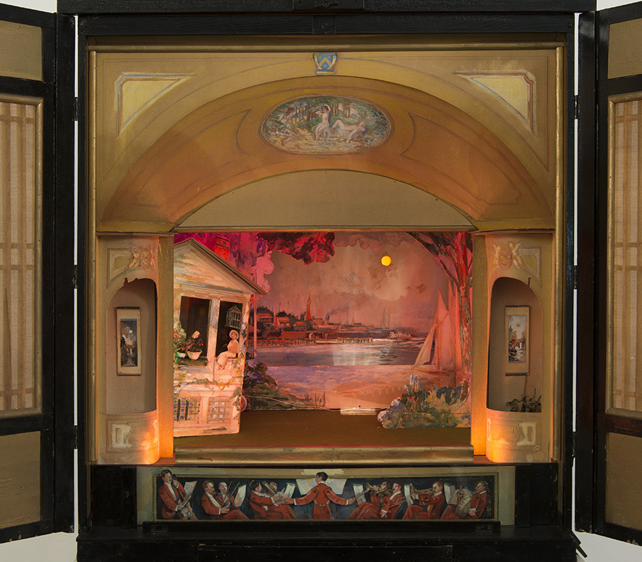 Exhibition Talk: Kip's Toy Theatre