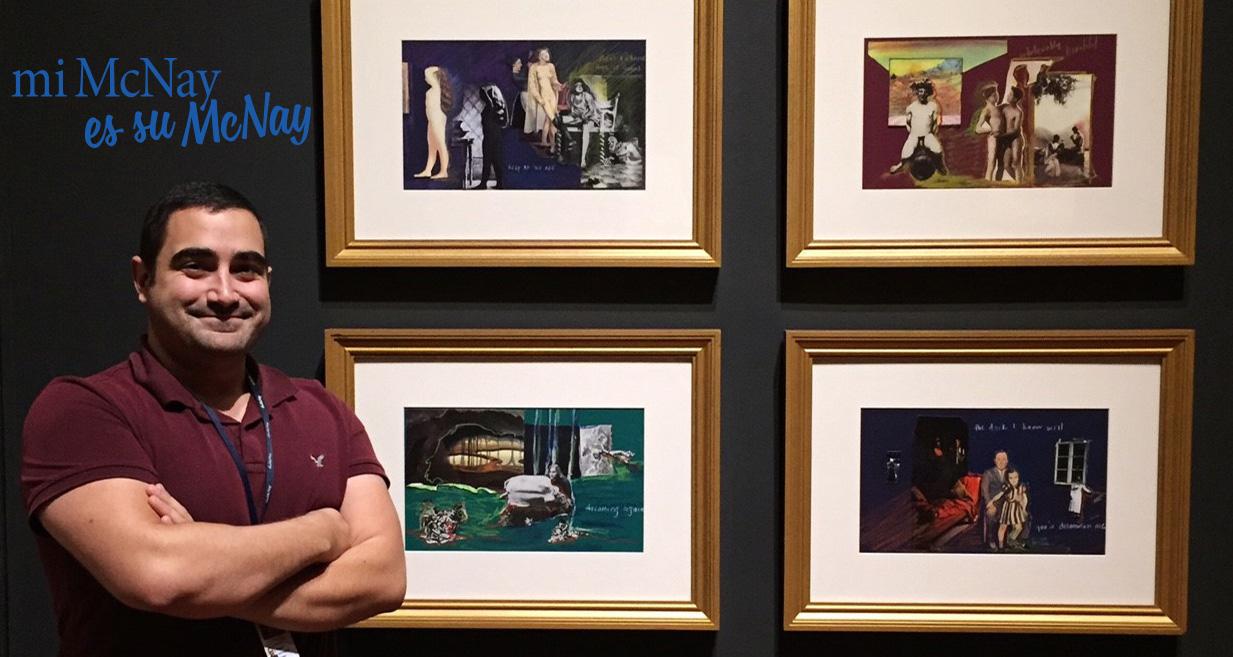 Gallery Talk: Commedia dell'Arte: The People's Comedy
