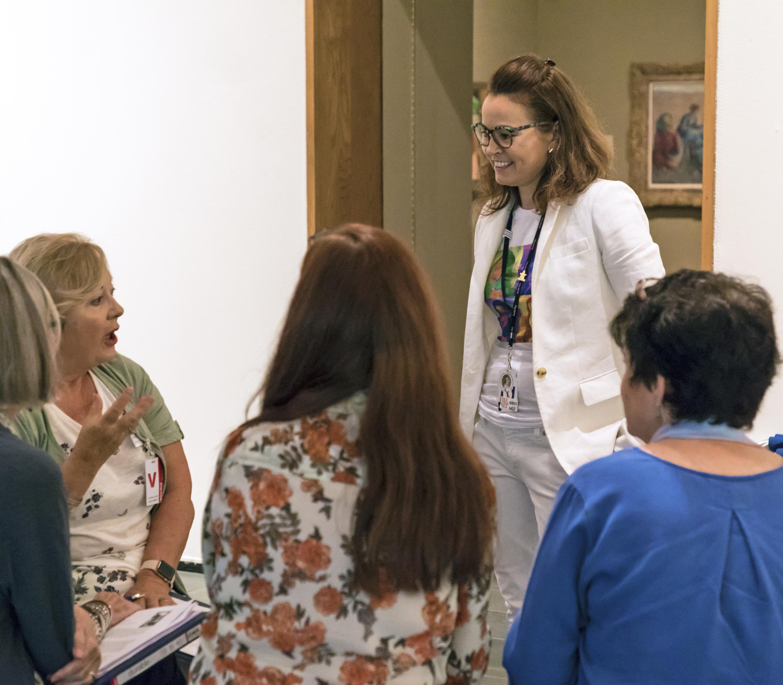 Drop-in Docent Tour