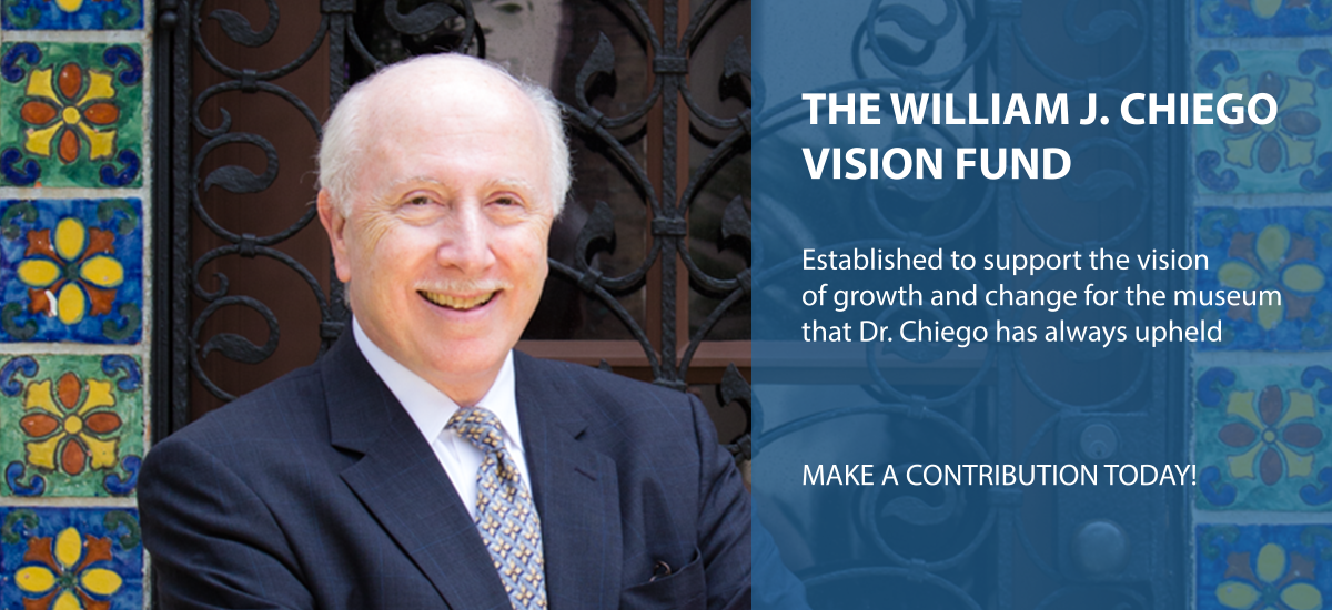 The William J. Chiego Vision Fund