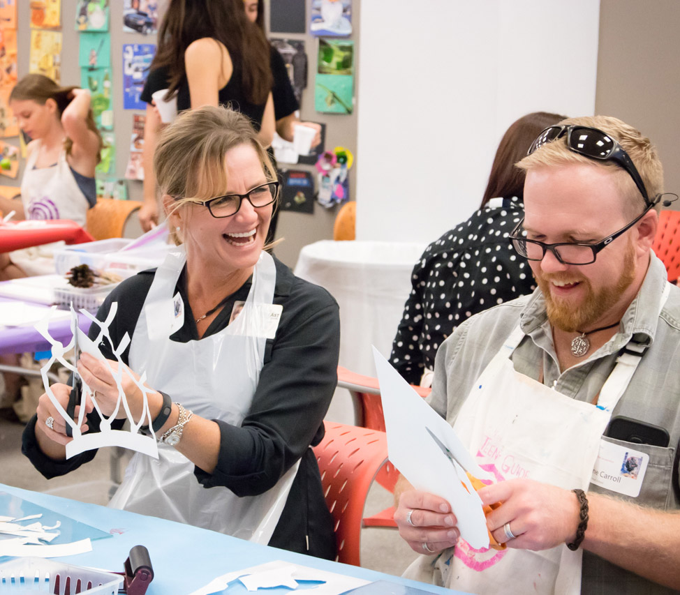 ArtFULL Wednesday: Art-making for Adults: Making the Minimum