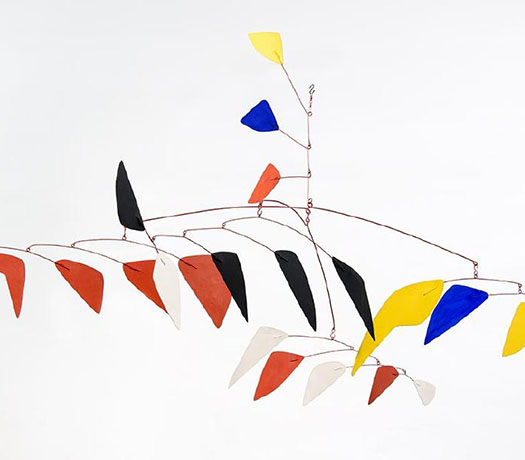 Spotlight Celebration: Alexander Calder's Four Winds