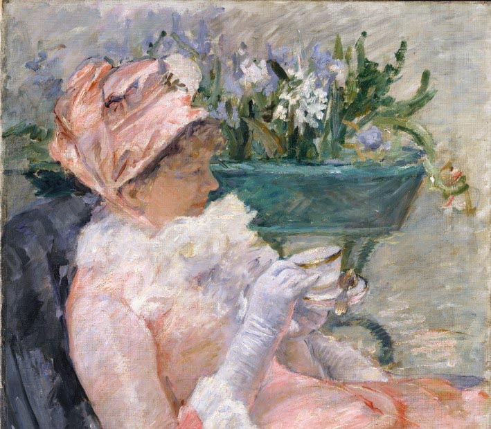 Tea with Mary Cassatt