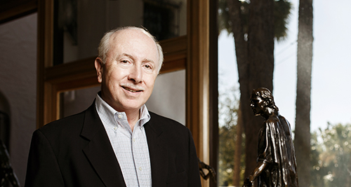 McNAY ART MUSEUM BOARD OF TRUSTEES APPOINT WILLIAM J. CHIEGO DIRECTOR EMERITUS