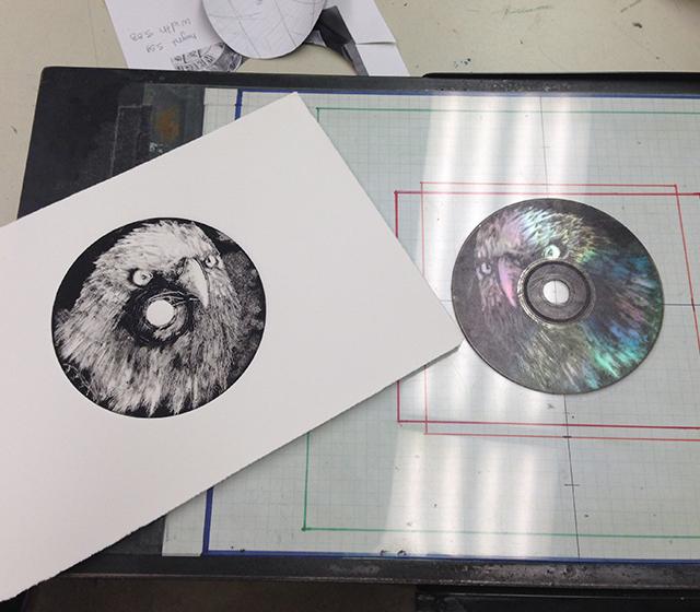 Workshop: Monotypes in the Round