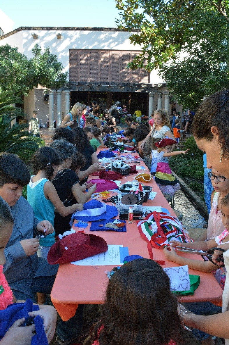 Free Family Day: Summer Block Party!