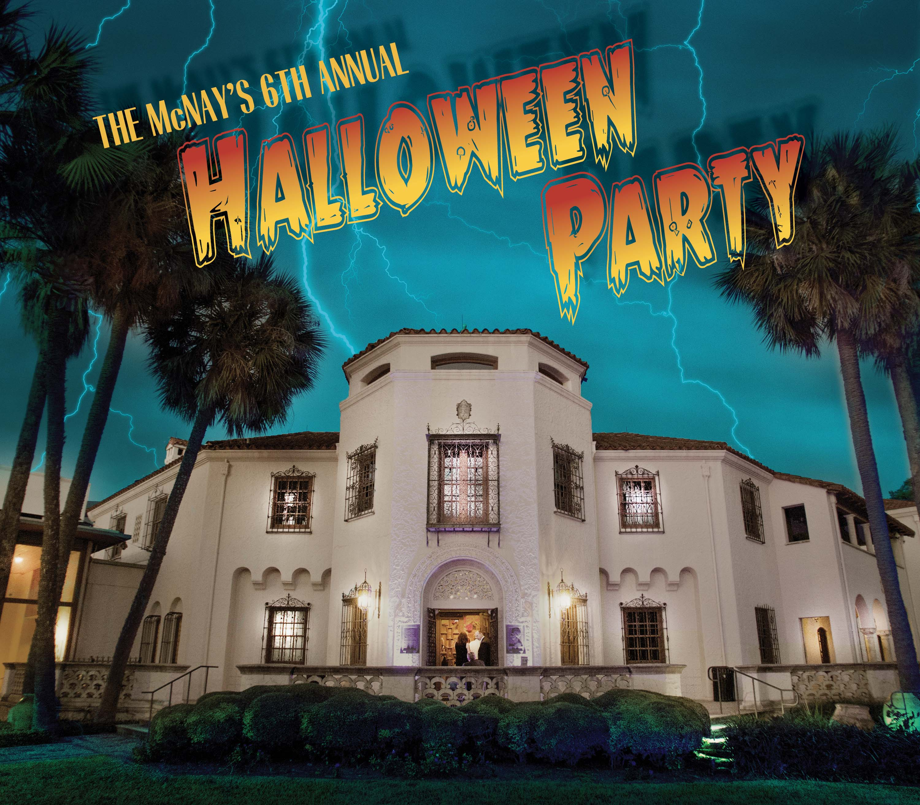 SOLD OUT! Halloween at the McNay