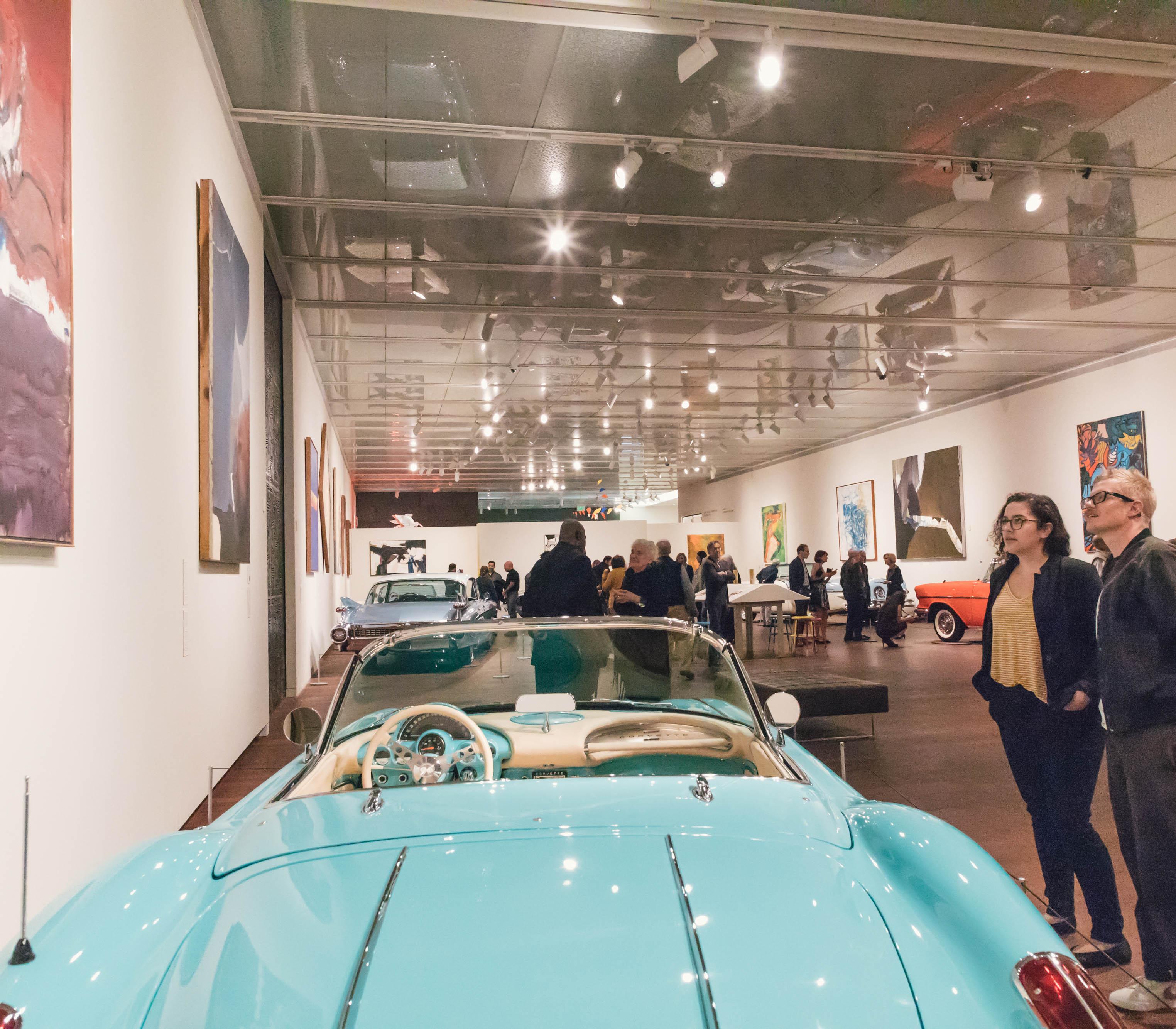 Members Last Look: American Dreams: Classic Cars and Postwar Paintings