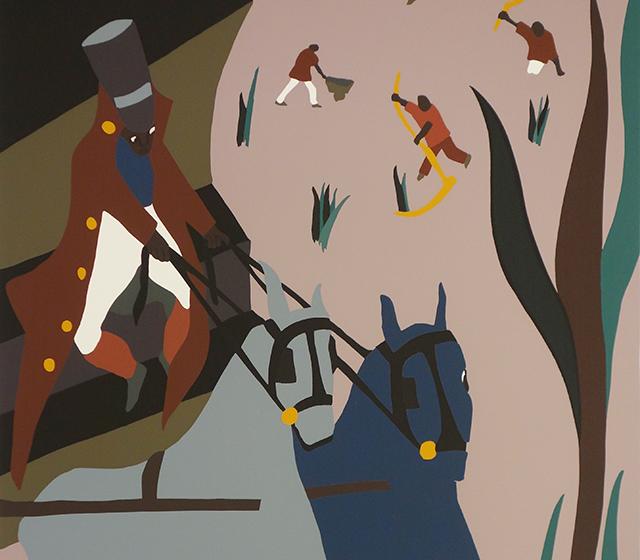 Workshop: Jacob Lawrence Storyboards