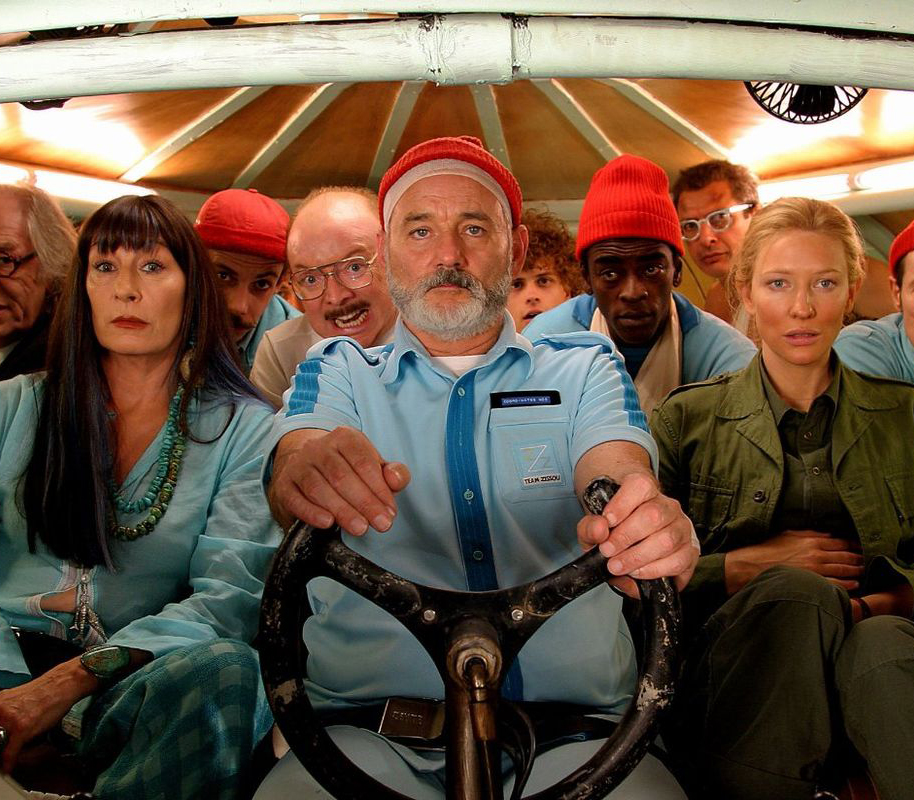 Wes Anderson Film Festival Showcase: The Life Aquatic with Steve Zissou