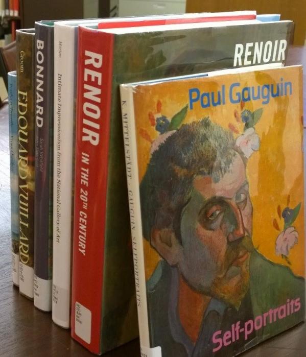 Museum Reads: Intimate Impressionism
