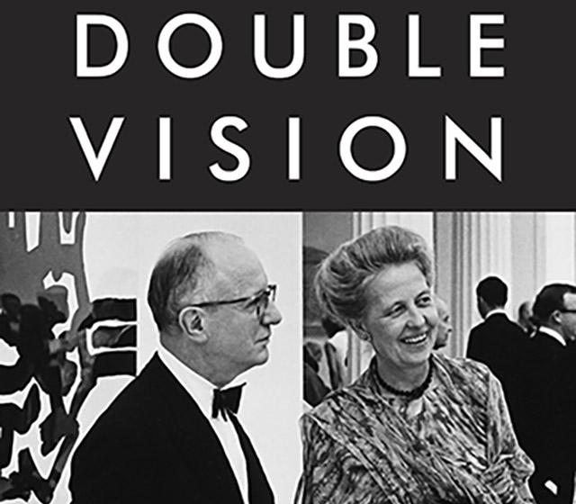 Lecture: Double Vision: The Unerring Eye of Art World Avatars Dominique and John de Menil