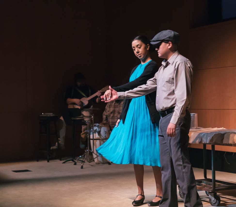 Performance: Flip the Script: Exploring Gender in Classic Drama