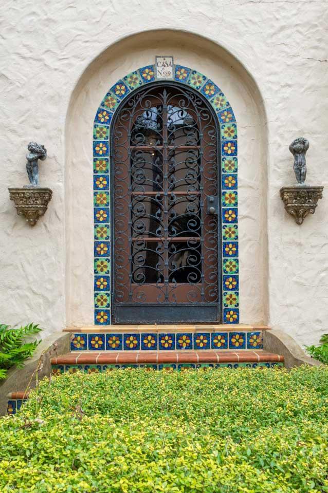 Picture of door